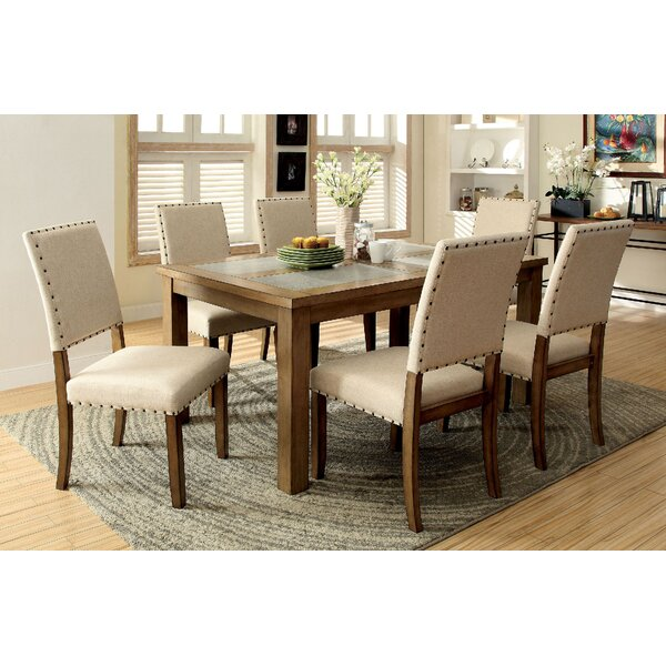Rosana 7 Piece Breakfast Nook Dining Set By Gracie Oaks Coupon