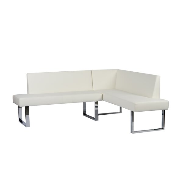 Robb Upholstered Bench by Wade Logan Wade Logan