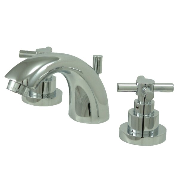 Tampa Widespread Faucet Bathroom Faucet With Drain Assembly By Elements Of Design