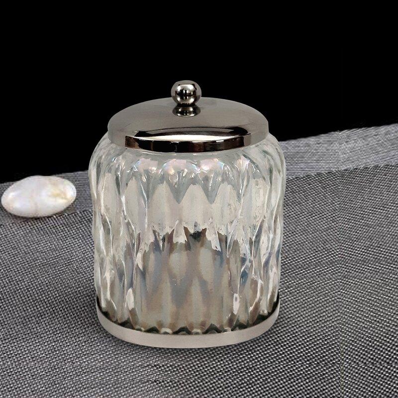 Vanity Jars Bathroom Easy Craft Ideas
