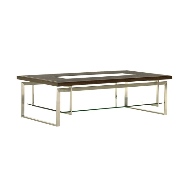 MacArthur Park Sled Coffee Table With Storage By Lexington