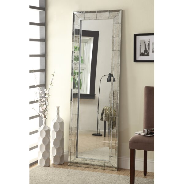 Bryleigh Full Length Mirror by Willa Arlo Interior