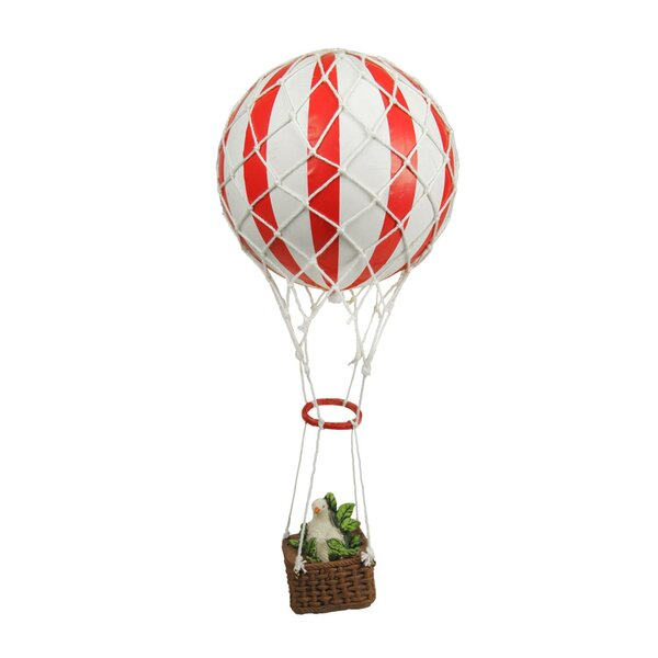 Hot Air Balloon Twelve Days of Christmas Ornament by Tori Home