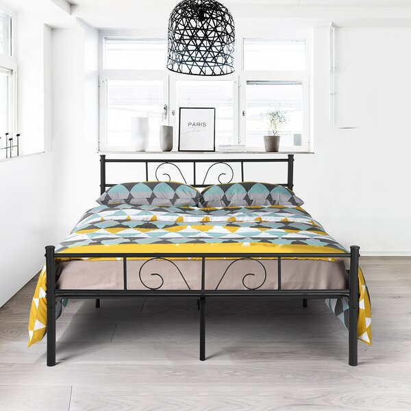 Vanarsdale Full Platform Bed by Ophelia & Co.