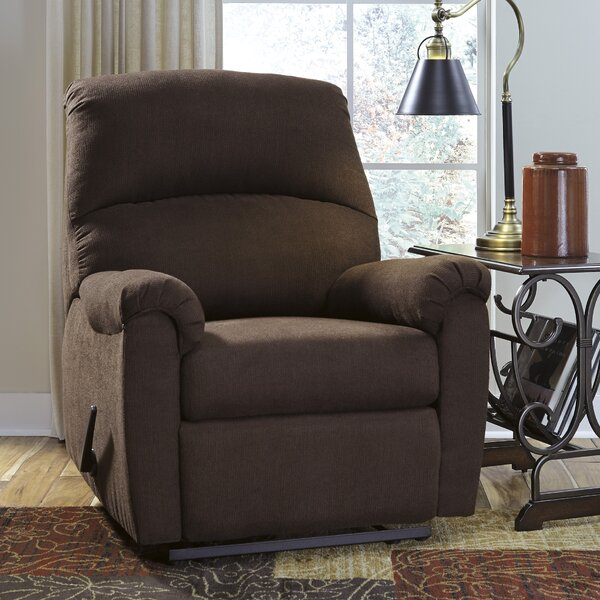Wellston Manual Wall Hugger Recliner by Red Barrel Studio