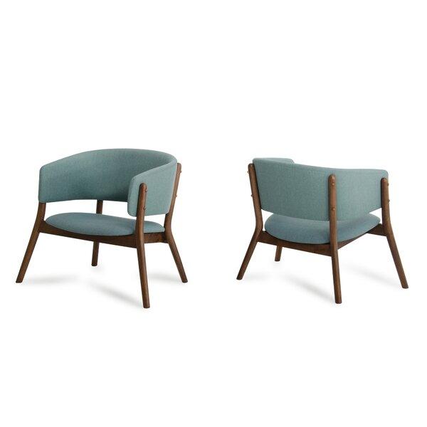 Ogden Barrel Chair (Set of 2) by Corrigan Studio