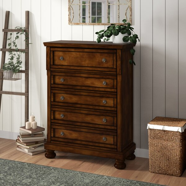 Rosamaria 5 Drawer Dresser by Astoria Grand