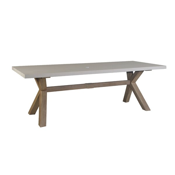 Bayswater Dining Table by Rosecliff Heights