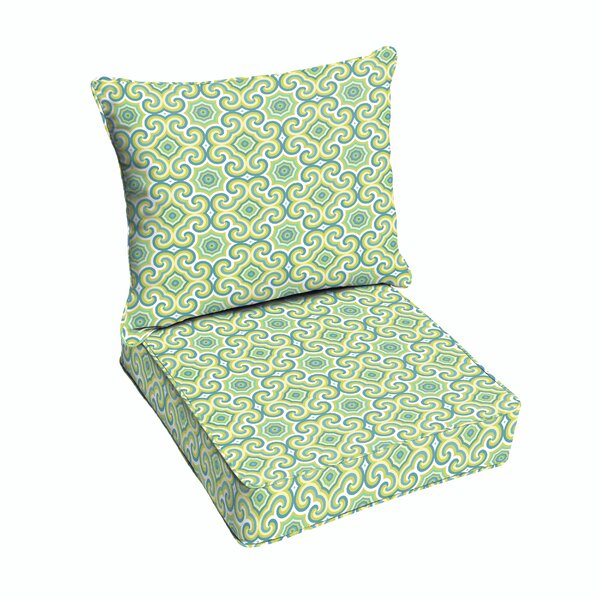 Indoor/Outdoor Dining Chair Sunbrella Cushion