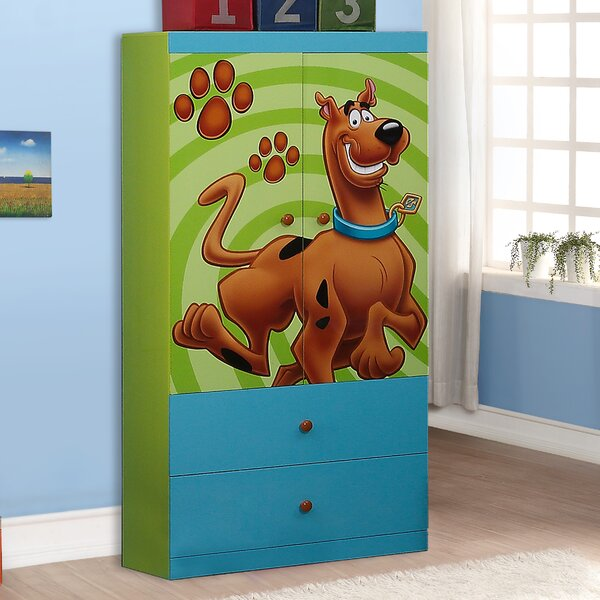 Scooby Doo Armoire by O'Kids Inc.