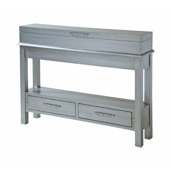 Scranton Console Table By Everly Quinn