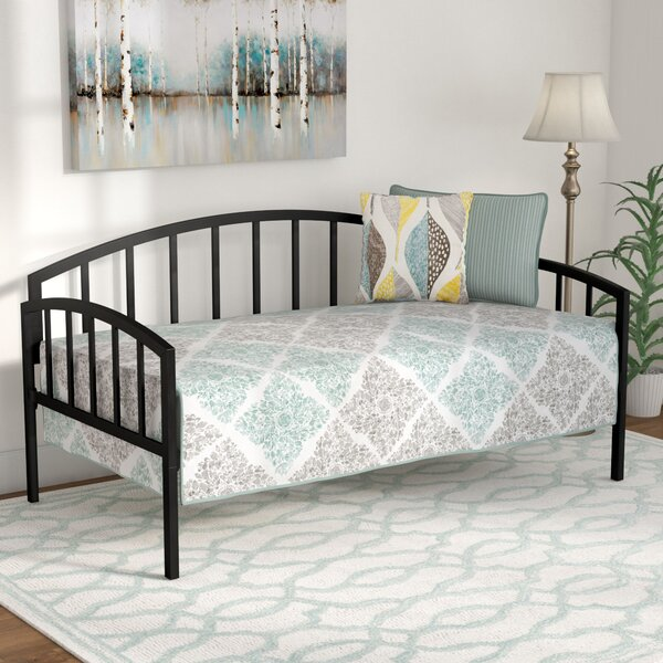 Barium Twin Metal Daybed By Andover Mills