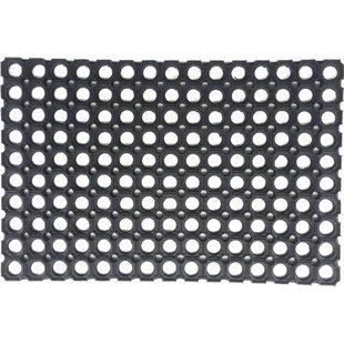 Honeycomb Pattern Door mat by Coco Mats N More