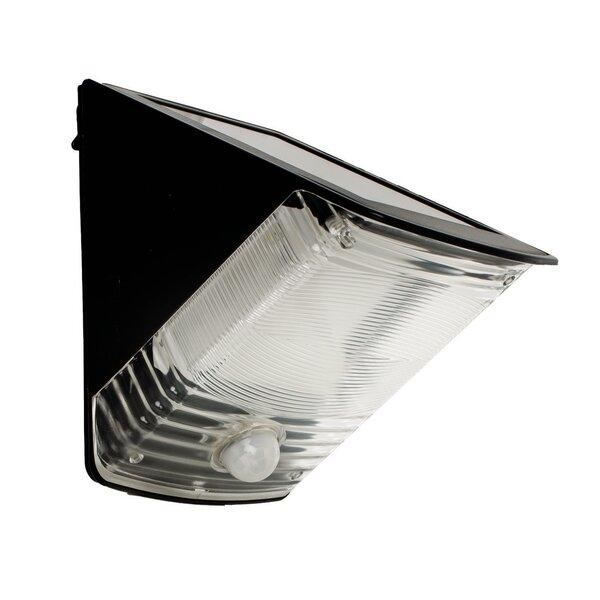 Solar Wedge 1-Light Deck Light by Maxsa Innovations