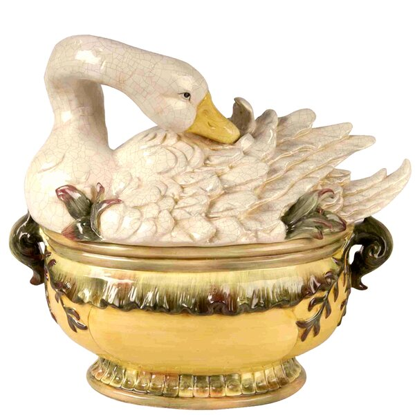Wild Game Tureen by Kaldun & Bogle