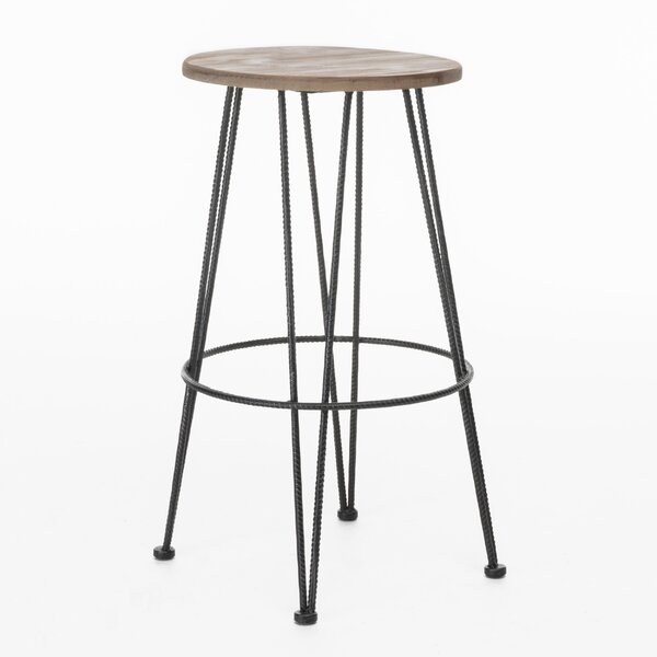 Rayle 30 Bar Stool by Ophelia & Co.