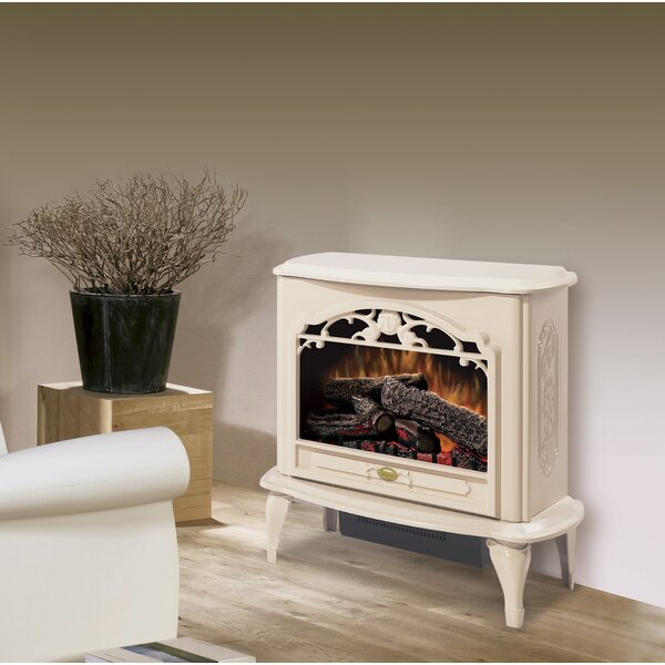 Celeste 400 sq. ft. Vent Free Electric Stove by Dimplex