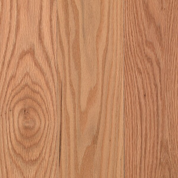 Brandon Dune 5 Solid Oak Hardwood Flooring in Red Natural by Mohawk Flooring
