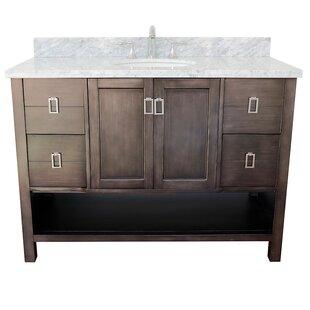 Inexpensive Wilhoit 49 Single Bathroom Vanity Set ByBloomsbury Market