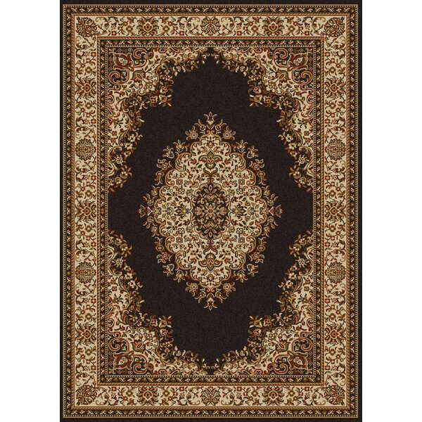 Weisgerber Brown Area Rug by Astoria Grand