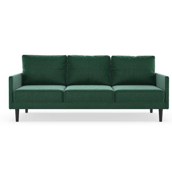 Couto Mod Velvet Sofa by Corrigan Studio