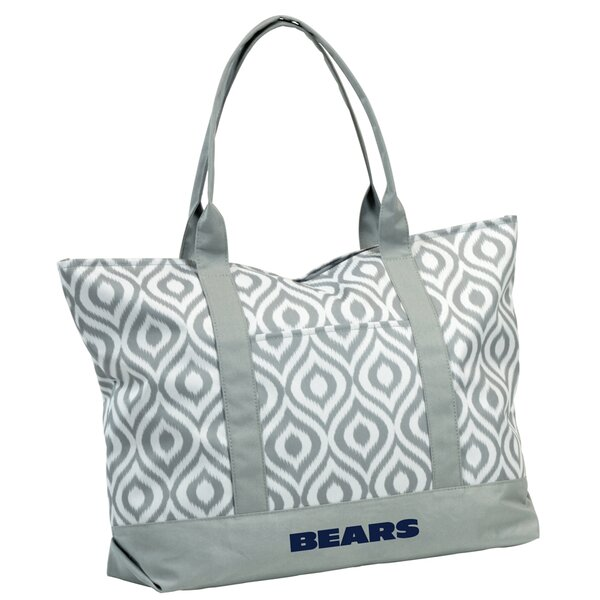 Ikat Picnic Tote Bag by Logo Brands