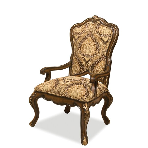 Diamante Upholstered Dining Chair By Benetti's Italia