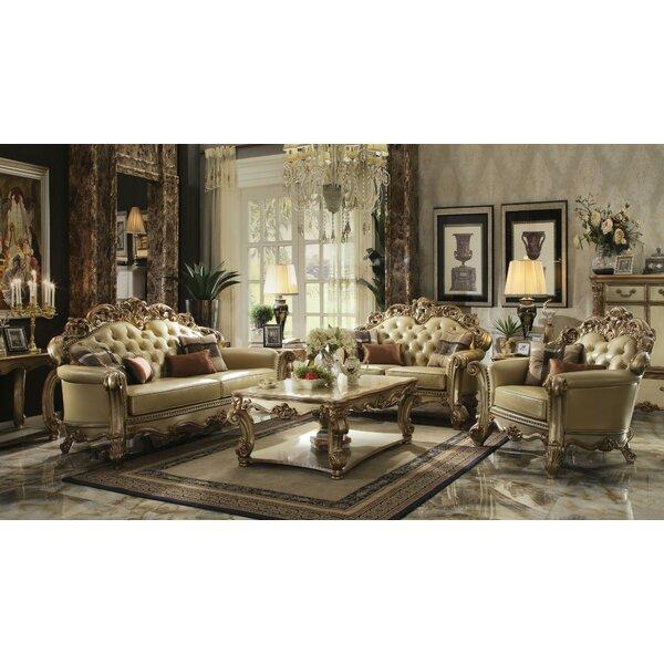 Price Sale Dorothea 3 Piece Living Room Set