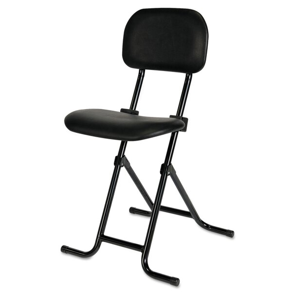 Height Adjustable IL Series Folding Stool by Alera®