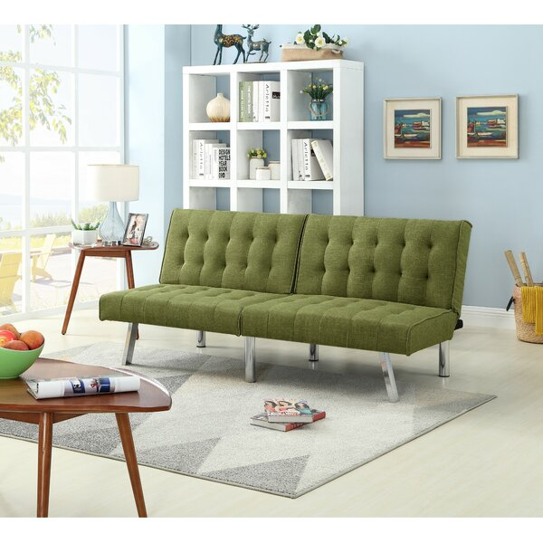 Thiele Loveseat Bed by Ebern Designs