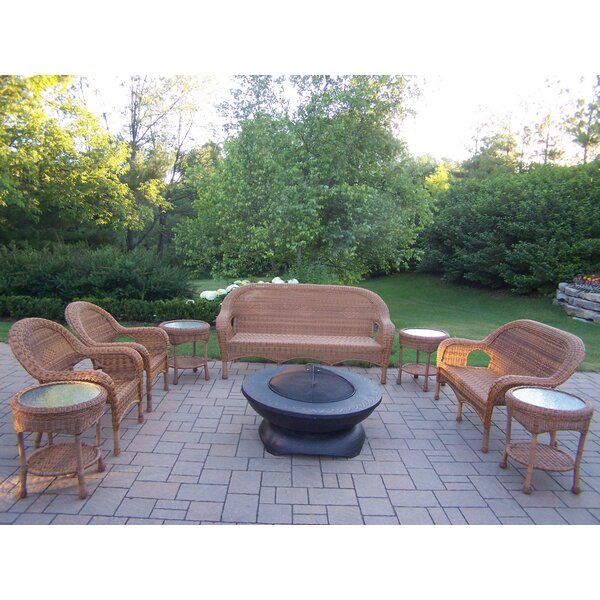 9 Piece Sofa Set by Oakland Living