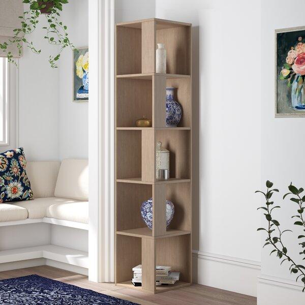 Sisto Corner Bookcase By Ebern Designs