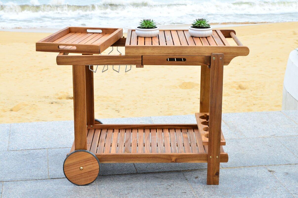 Orland tea bar cart