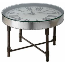 Cassem Coffee Table by Uttermost