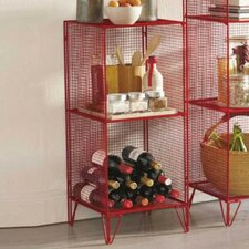 Modular Wire 34 H Shelving Unit by VivaTerra