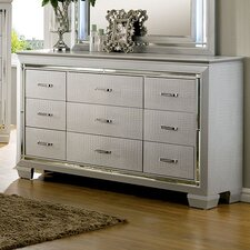 Bokan Lake 9 Drawer Dresser by Rosdorf Park