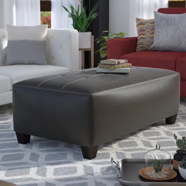 Arria Cocktail Ottoman by Ivy Bronx