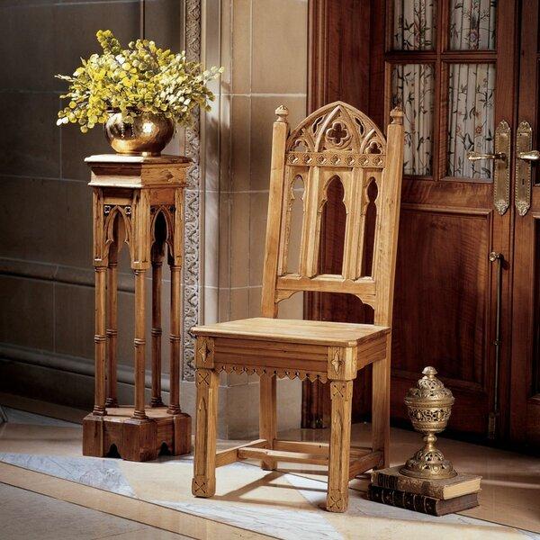 Sudbury Gothic Side Chair by Design Toscano Design Toscano