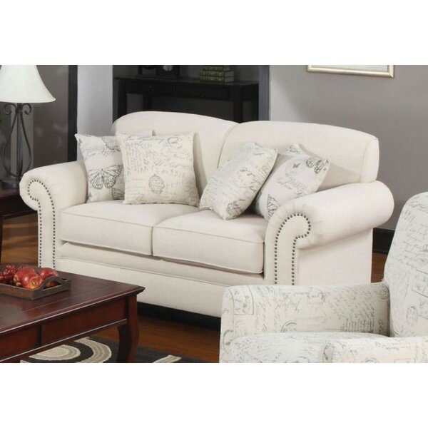 Hearon Loveseat by Alcott Hill