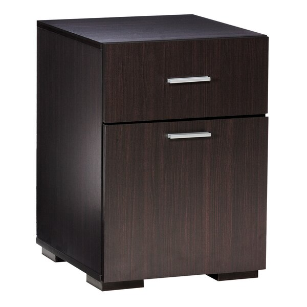 Wrenn 2 Drawer Lateral File Cabinet by Zipcode Design