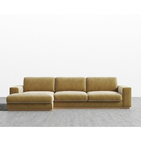 Stoner Sectional by Everly Quinn