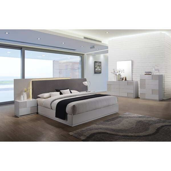 Lyset Platform Configurable Bedroom Set by Latitude Run