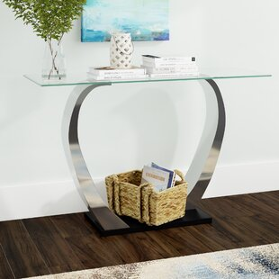 Compare & Buy Seth Console Table By Wade Logan