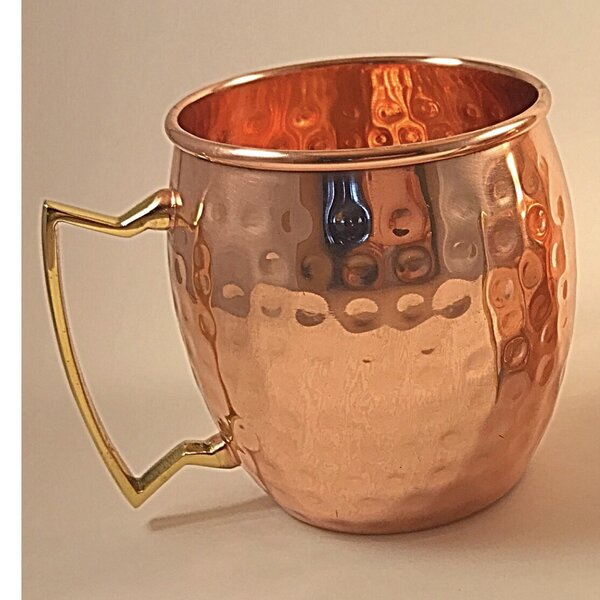 Adalwen 18 oz. Moscow Mule Mug (Set of 2) by Trent Austin Design