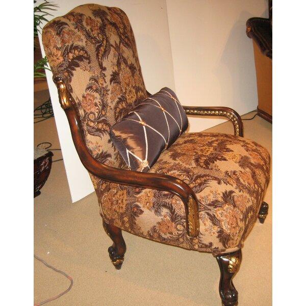 Stefania Lounge Chair by Benetti's Italia