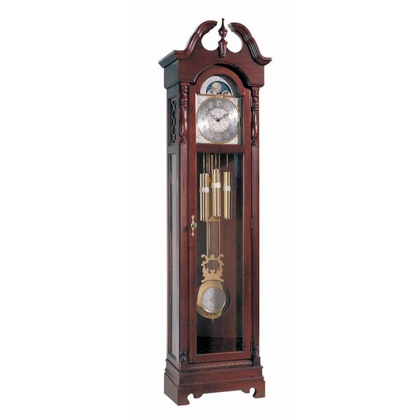 Morgantown 82 Grandfather Clock by Ridgeway Clocks