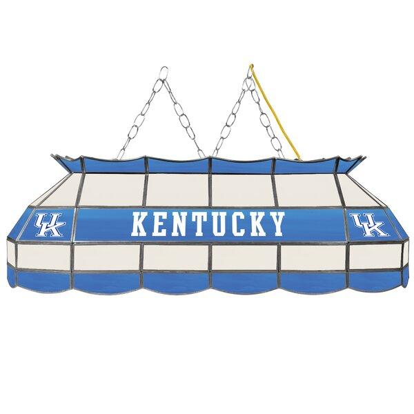 University of Kentucky 3-Light Pool Table Light by Trademark Global
