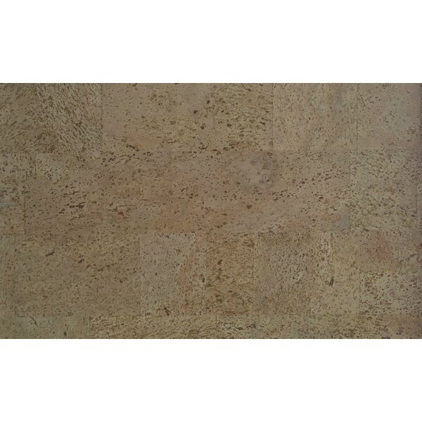 12 Cork Hardwood Flooring in Aphrodite Olive by APC Cork