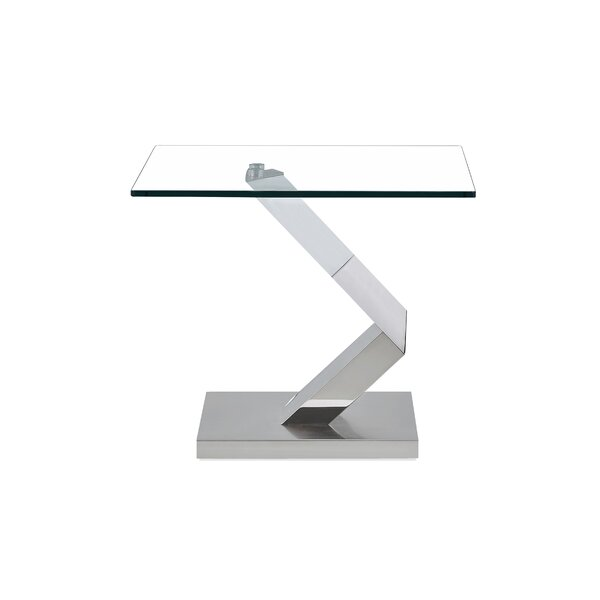 Heilman End Table by Orren Ellis