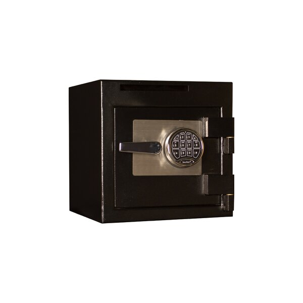 Electronic Lock Depository Safe by Tracker Safe